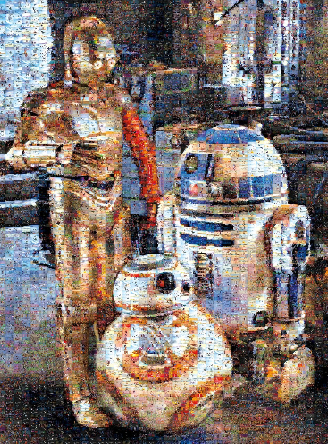 Can Am For Sale >> Buffalo Games Droids of the Resistance Star Wars Episode ...